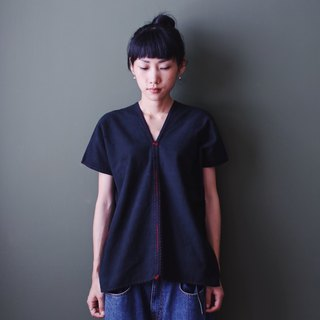 Omake Lisu Top  _black