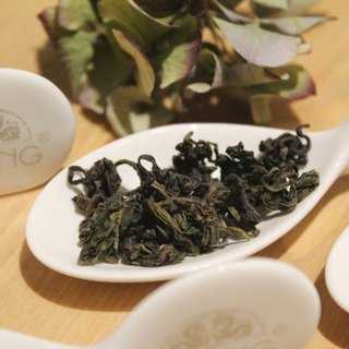 [Have good tea] Kaohsiung Six Turtle Wild Camellia Tree Oolong Tea (50g)