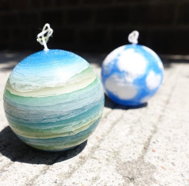 4/28・Feeling Planet Series Candle DIY Experience Course