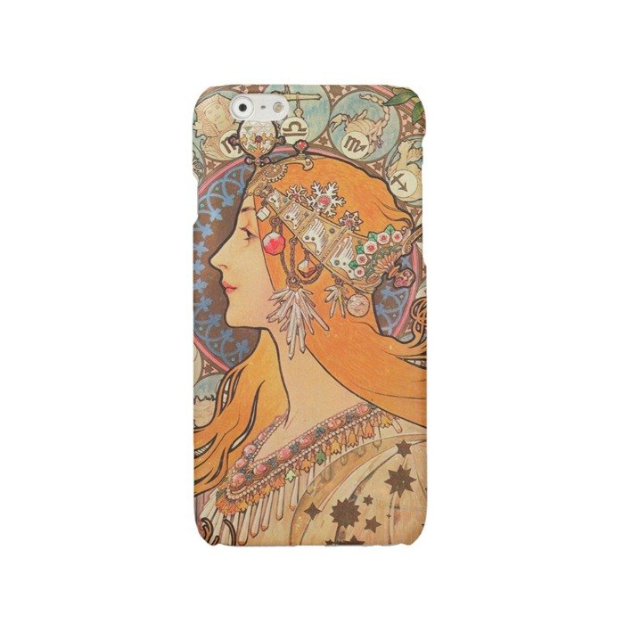 iPhone case Samsung Galaxy case phone case hard princess Mucha 1726