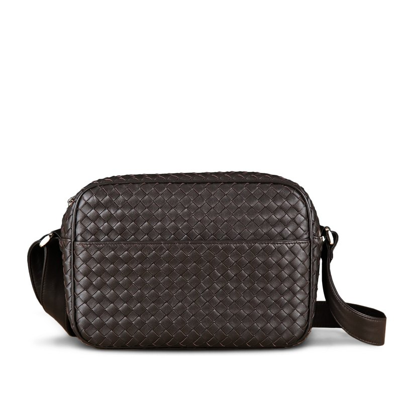 STORYLEATHER Spot Style 6607 woven shoulder bag