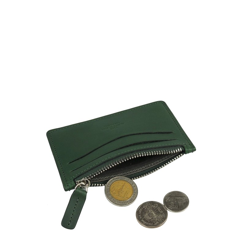 Card s holder /Green