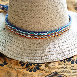 Belts, hair band, headband (hand-woven ribbon)