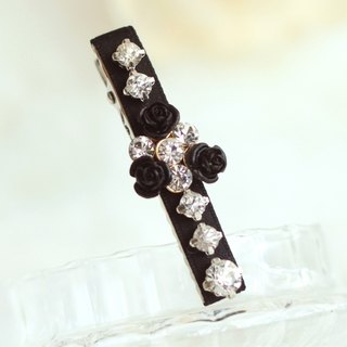 Charming Decorative Flower Hair Clip