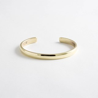 Pittsburgh staff person brand Studebaker Metals pure hand-forged brass Lodge Cuff Bracelet