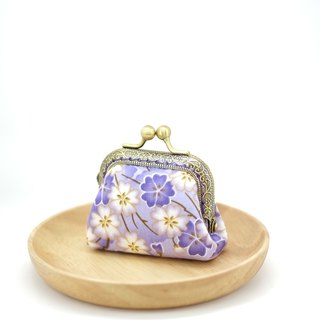 CaCa Crafts | [drunk] 6.5cm purple and gold package outlet