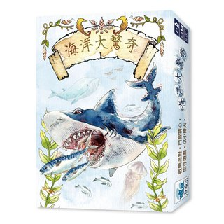 Board Games Ocean Amazing - Food Chain Amazing Ocean-Food Chain