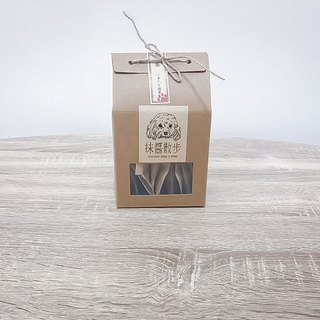 【Wushu walk - ball green tea】 tea bag / jasmine green tea