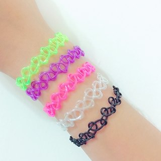 Tatto choker tattoo bracelet