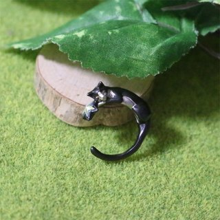 Lullaby Ring Black lullaby ring Tom / ring RN105BK