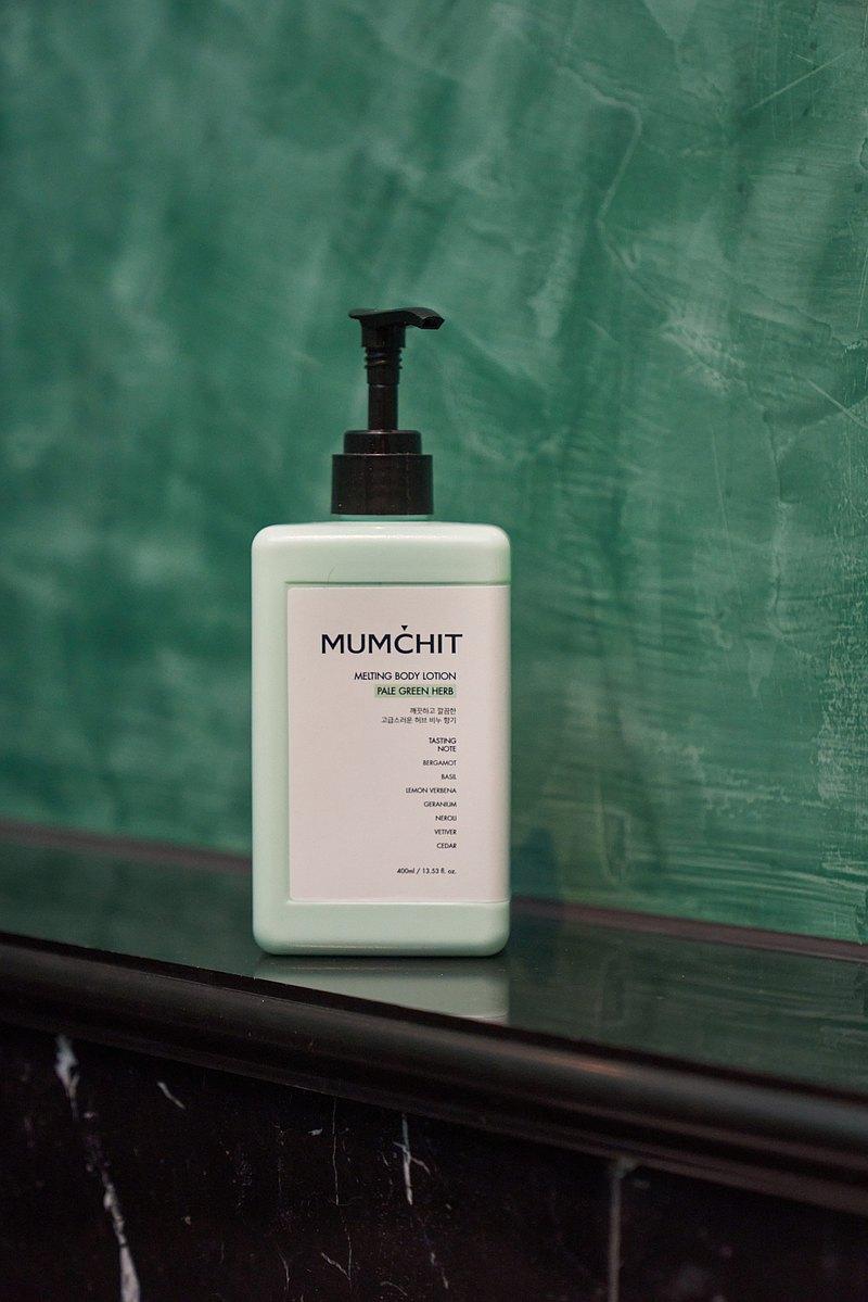 香氛身體乳液 | 青綠草本香 | 400 ml