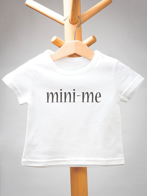 Mini-Me Organic Cotton T-Shirt