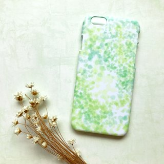 Autumn green grass. Matte Case( iPhone, HTC, Samsung, Sony, LG, OPPO)