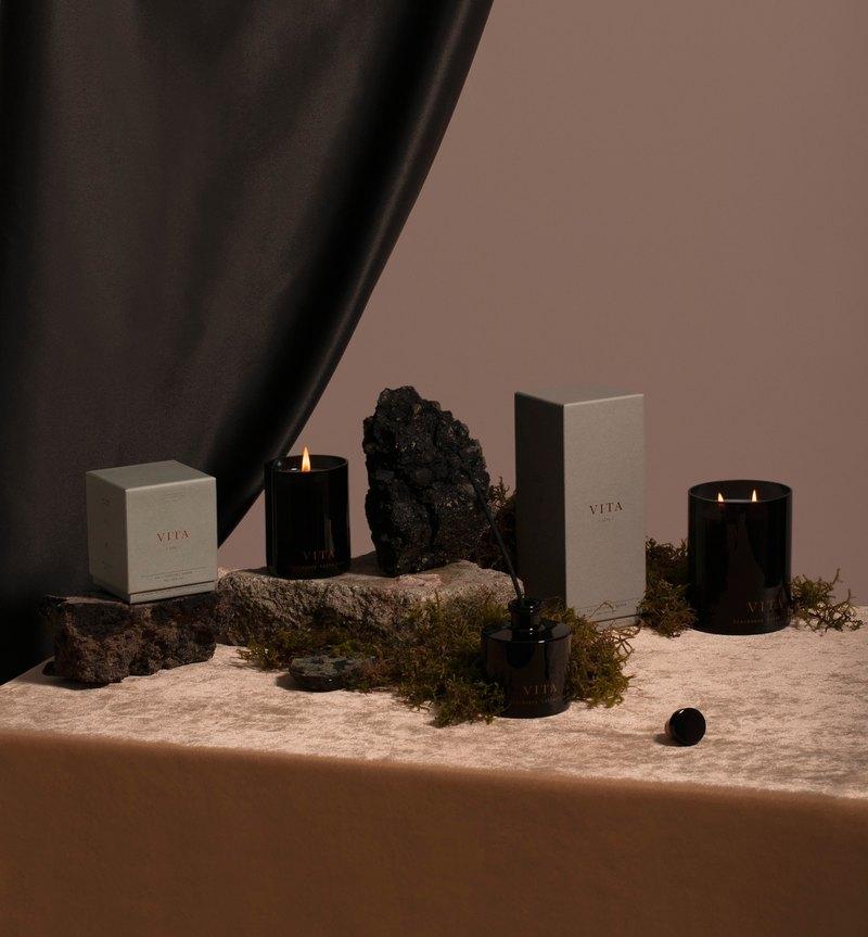 VANCOUVER CANDLE CO VITA 大豆香氛蠟燭 | 150 ML