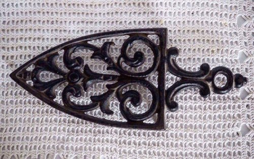 American Antique Iron Iron Pad / Pads (Large) (JS)