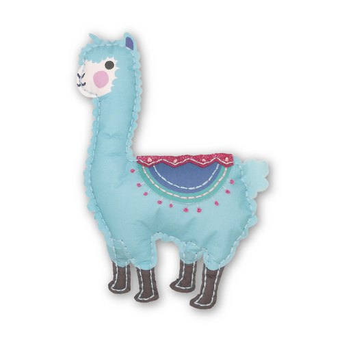 Fairy Land [Material Pack] Alpaca Doll - Blue