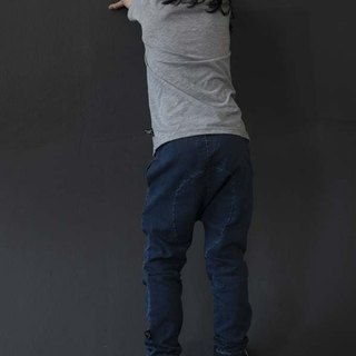 Spring / Summer 2016 NUNUNU Denim Knight RIDIND PANTS