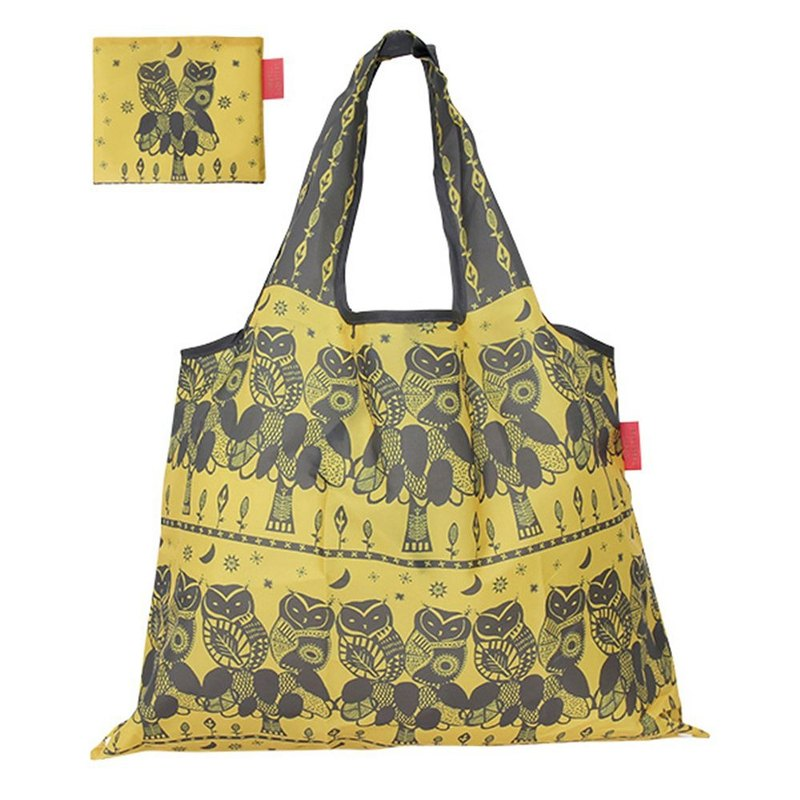 Japanese Prairie Dog Design Bag - Owl Night