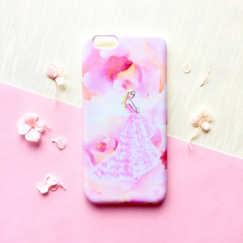 Pink fashion phone case