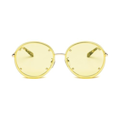 Sunglasses | Sunglasses | Yellow styling | Made in Taiwan | Plastic frame | Stainless steel