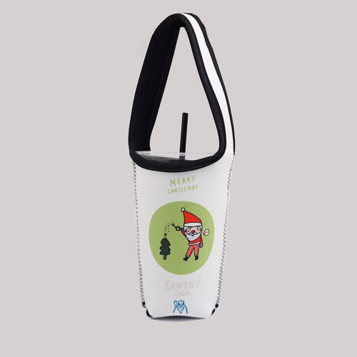 BLR beverage bag cold insulation and anti-collision Magai's Christmas limited TI39