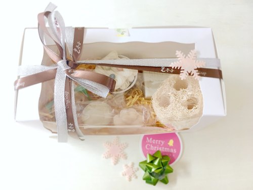 Value Christmas Gift Box - Limited Offer - Handmade Soap
