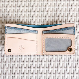 Handstitched Leather Wallet, Personalised Leather Match Mens Wallet