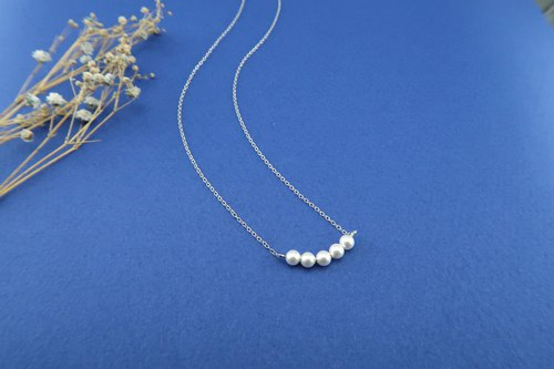 Smile・Necklace Joy Sterling Silver