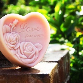 Eternal Love Art Fragrance Handmade Soap-10 Box