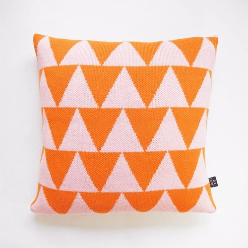 studio chiia - Geometric cushion cover TROR