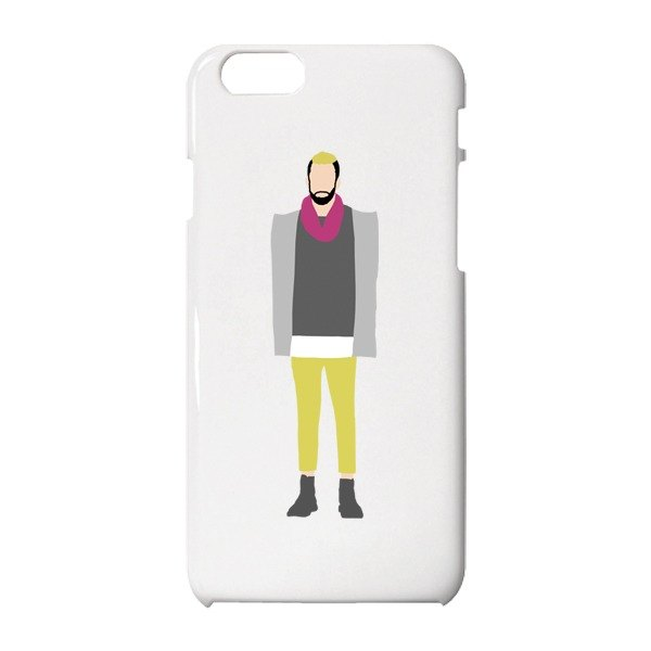 guys #2 iPhone case