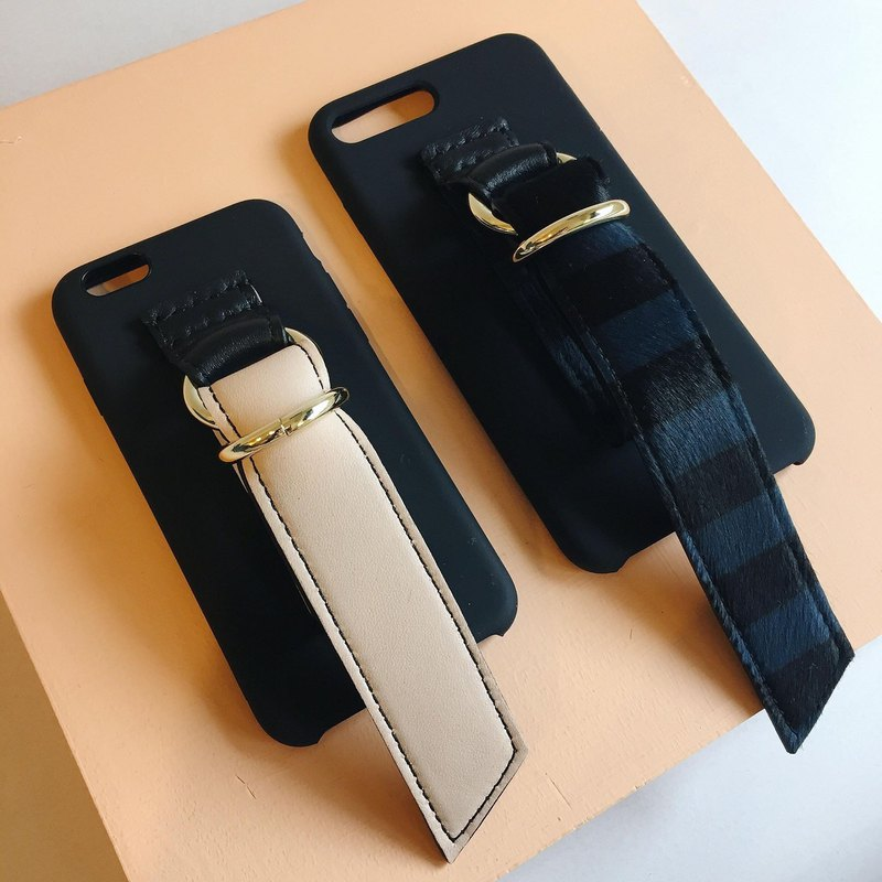Iphne case / customised / Hand made Leather