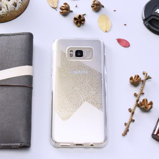 Brightness Circuit【Fly grass】Onor Crystals Phone Case
