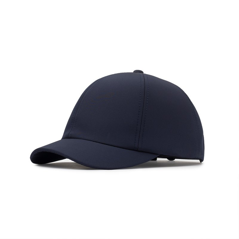 Recovery Waterproof Short Cap Hard Hat (Dark Blue)