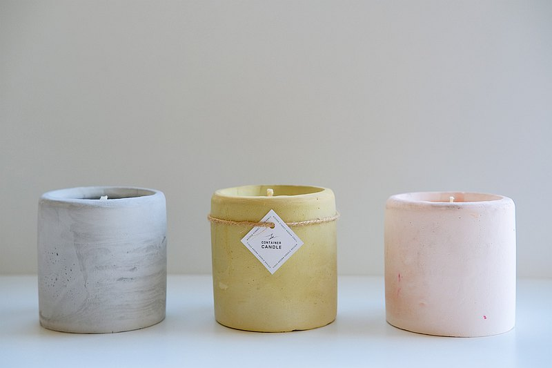 Morandi Scented Container Candle 120ml
