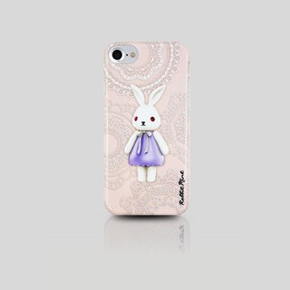 (Rabbit Mint) Mint Rabbit Phone Case - 蕾丝布玛莉 Merry Boo - iPhone 7 (M0019)
