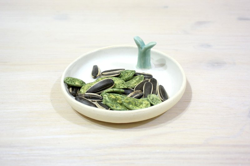 [good device] bean seedlings _ ceramic tableware