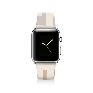 Geometric Apple watch band, Decouart Apple watch strap S045 (including adapter)