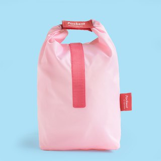 Good day | Pockeat green food bag (large food bag) - strawberry flavor