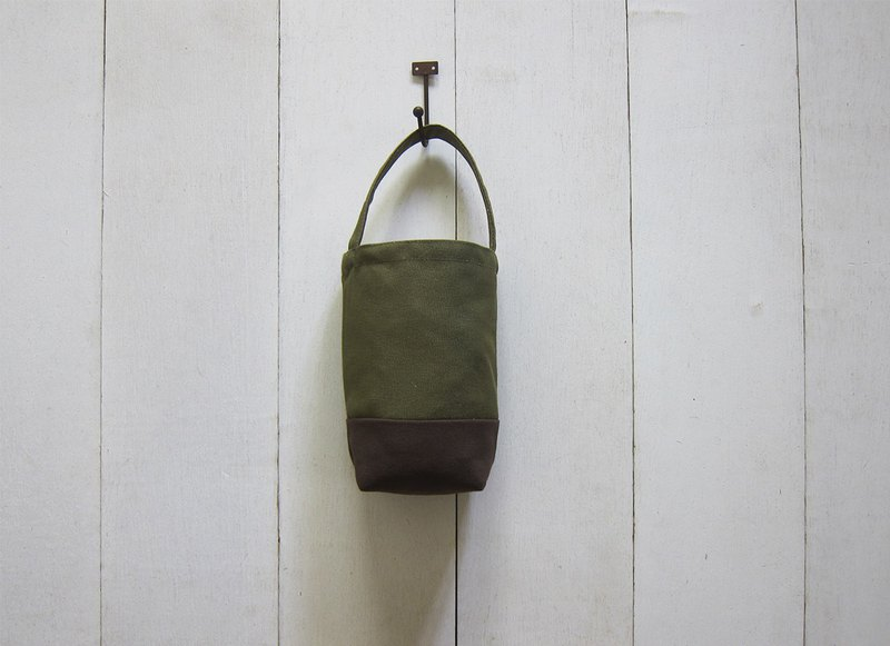Simple light drink bag / kettle bag / small bag