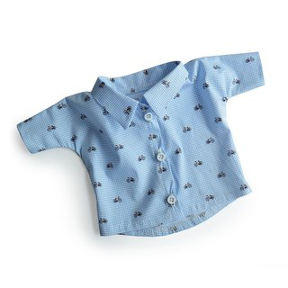 PK bears | PK-Bear cycling shirt (40cm bear) blue