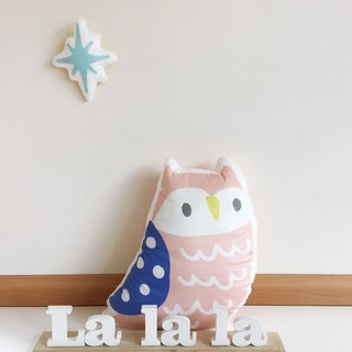 La la la [] Cuckoo Hawk pillow / limited hand / pillow / nap pillow
