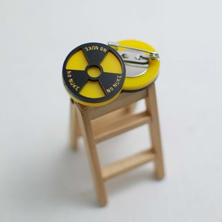 Antinuclear pins / acrylic material