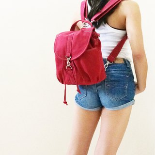 Drawstring Backpack / Backpack / Crossbody Bag / Sling Bag / Shoulder Bag - MKBP