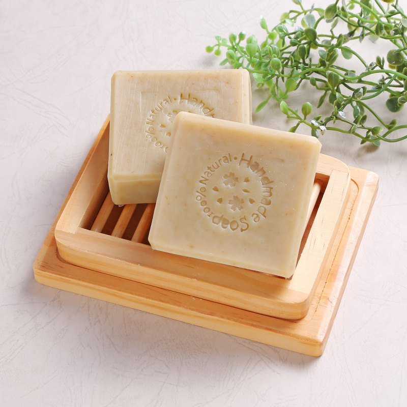 Enzyme Series - Left Hand Enzyme Soap Cleansing Soap Neutral Oily Skin Refreshing Active Exfoliating
