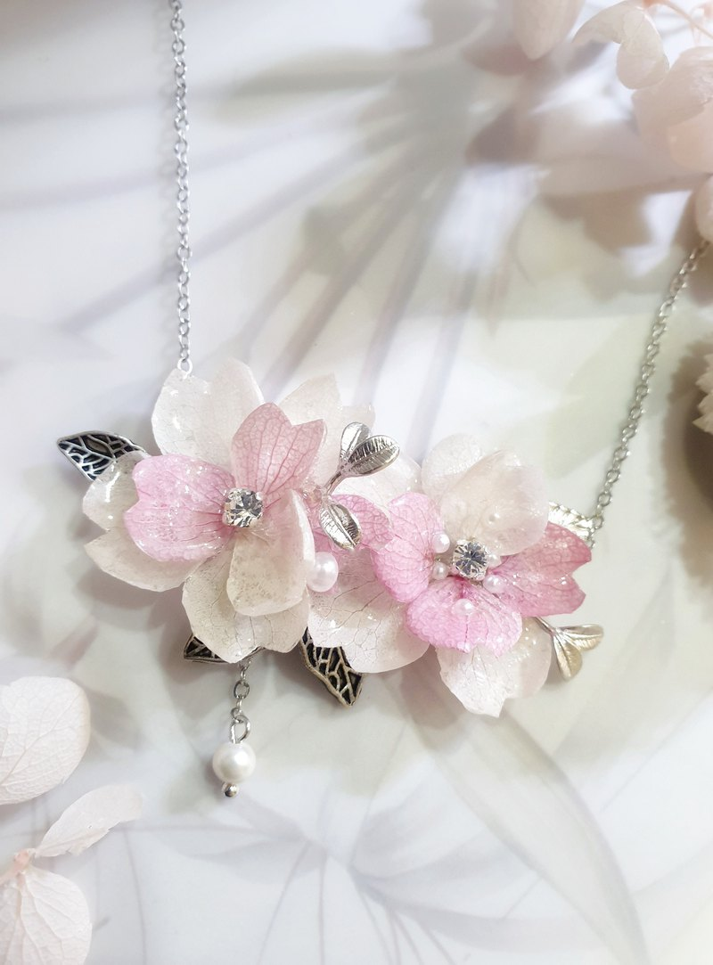 【Workshops】Sakura Real Flower Jewelry Handmade Course
