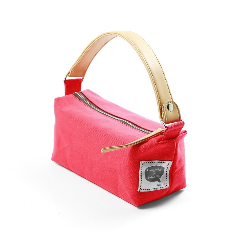 Mini Lunch Storage Bag || Pink