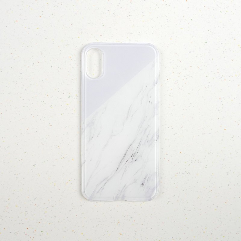 Mod NX single buy special backboard / texture stone pattern - gray stitching for iPhone series