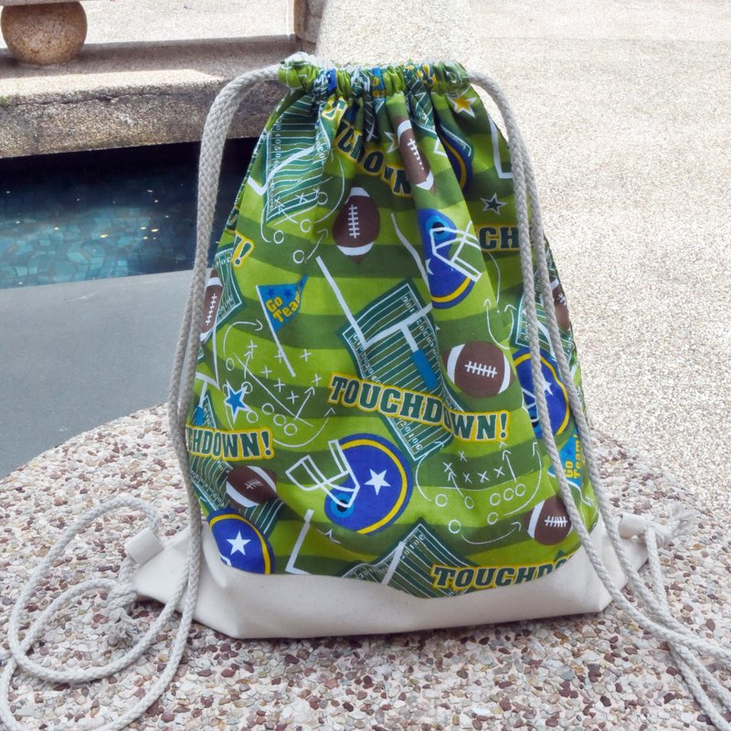 Silverbreeze ~ ~ after the beam port backpack football (B67) (middle shelf)