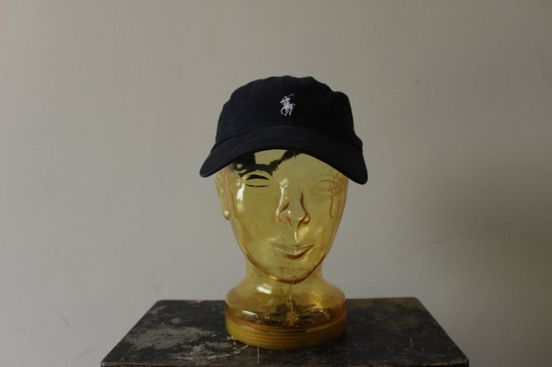 Ralph Lauren polo black cap
